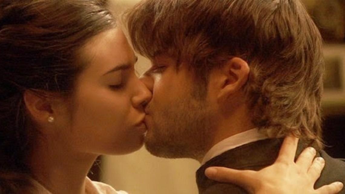 Il-Segreto-Maria-e-Gonzalo-il-primo-bacio