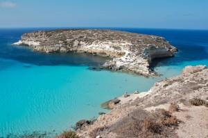 Isola dei Conigli, Sicilia