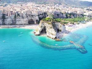 Spiaggia di Tropea, Calabria