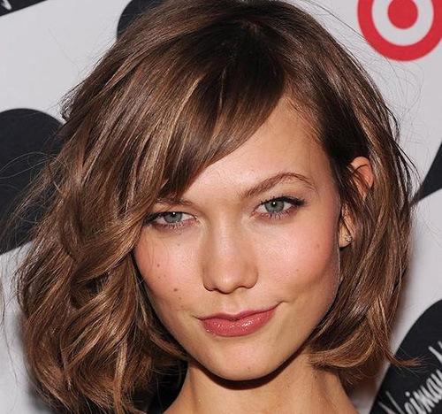 Taglio capelli medio lunghi 2015