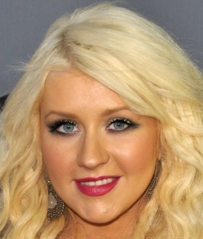 Christina Aguilera ha il labbro inferiore più carnoso di quello superiore