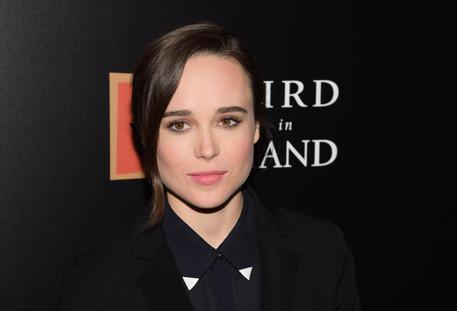 "Ellen Page attends a special screening of ""Freeheld"" at The Museum of Modern Art on Monday, Sept. 28, 2015, in New York. (Photo by Charles Sykes/Invision/ANSA/AP)"