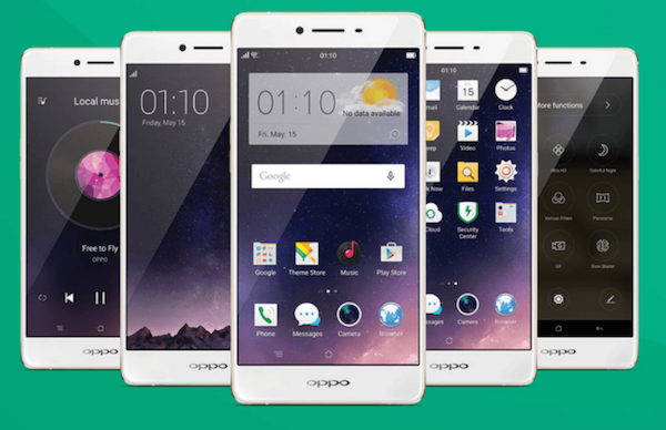 nuovo phablet android