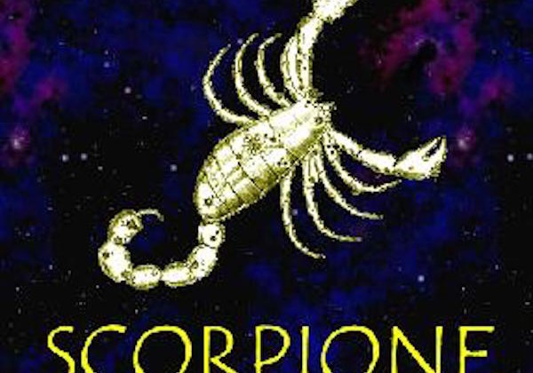 oroscopo week-end scorpione
