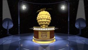 razzie awards 50 sfumature di grigio