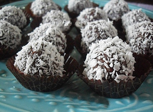 tartufi ciocco cocco
