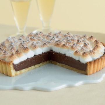 torta meringa cioccol