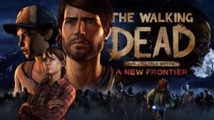 The Walking Dead a new frontier- una nuova avventura vi attende