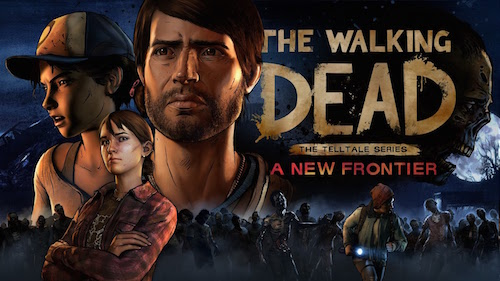 The Walking Dead a new frontier- una nuova avventura vi attende