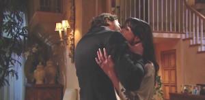 Quinn e Ridge la nuova coppia della soap