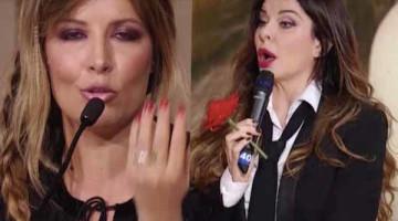 Selvaggia Lucarelli contro Alba Parietti: è guerra aperta